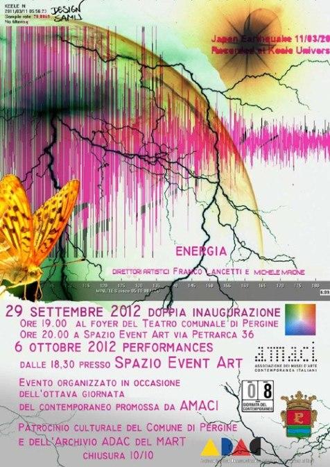 Live in Pergine 06.10.12 - 8a Giornata Contemporaneo