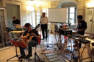 Difondo, Tonolli e Canali - Live in Brentonico 03.07.12 - impro session