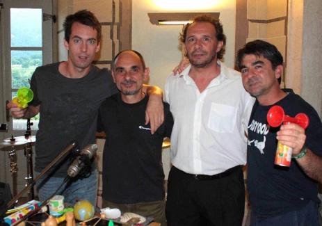 Difondo, Muro Tonolli e Quinto Canali - Live in Brentonico 03.07.12