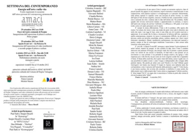 53. Difondo - flyer retro - 8a Giornata del Contemporaneo 06.10.12