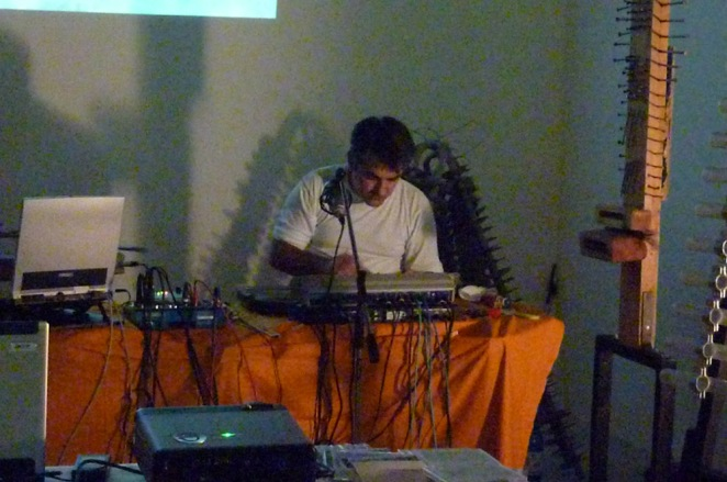 56. Difondo - Live in Pergine 06.10.12 (Giampaolo Campus - zither)