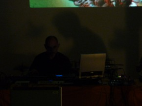 58. Difondo - Live in Pergine 06.10.12 (Sergio Camedda - sampler)
