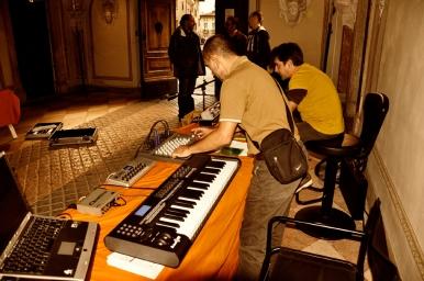 67. Difondo - soundcheck - Live in Ala 12.10.12