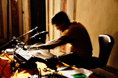 73. Difondo - Live in Ala 12.10.12 (Giampaolo Campus - zither)