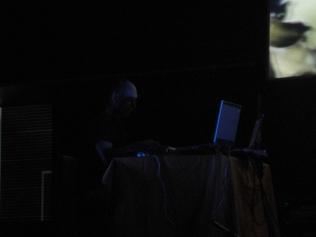 Live in Trento - Elve 21.09.14 (Sergio Camedda: sampler)