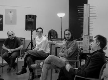 166. Difondo, Sergio Decarli, Dalia Maci, Luigi Pepe - Sampler and Zither - Impact Hub Trento