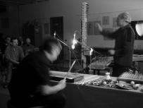 167. Difondo & Sergio Decarli - Giampaolo Campus zither - Live Impact Hub Trento