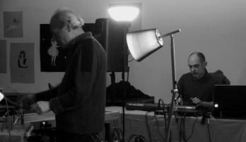 171. Difondo & Sergio Decarli - Sergio Camedda sampler - Live Impact Hub Trento