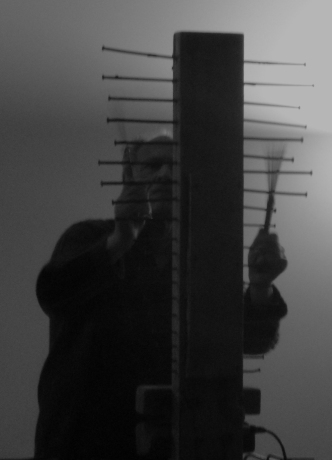 174. Difondo & Sergio Decarli - Sergio Decarli sculture sonore - Live Impact Hub Trento