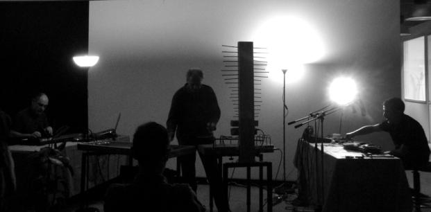 177. Difondo & Sergio Decarli - Sampler and Zither - Live Impact Hub Trento