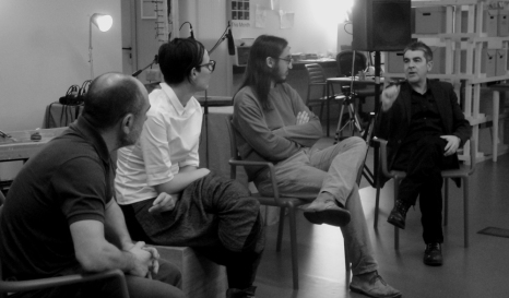 178. Difondo, Sergio Decarli, Dalia Maci, Luigi Pepe - Sampler and Zither - Live Impact Hub Trento