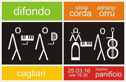 214. Panificio Cagliari - Difondo - sampler and zither - con Corda & Orrù