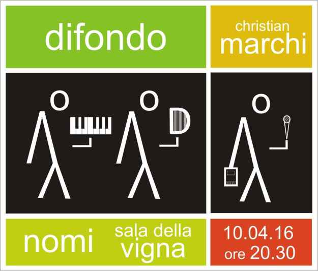 244. Difondo + Christian Marchi - Nomi - Crowdfunding Night 4