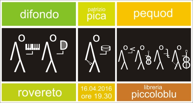 305. Difondo + Pequod e Pica - Rovereto- Crowdfunding Night 5