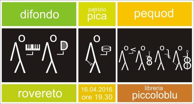 305. Difondo + Pequod e Pica - Rovereto- Crowdfunding Night 5
