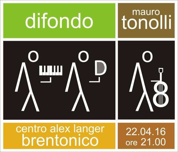 306. Difondo + Tonolli - Sampler and Zither 22.04.16